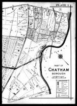 Plate 001 - Chatham Right, Morris County 1910